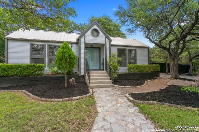 499 Lakeway, Spring Branch, TX 78070 (MLS #1536545) :: Beth Ann Falcon Real Estate