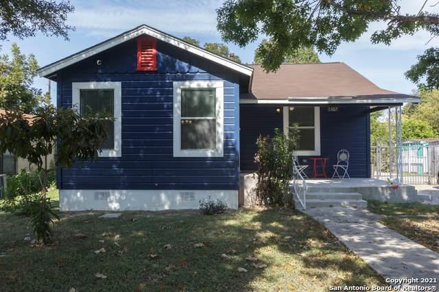 1407 Steves Ave, San Antonio, TX 78210 (MLS #1536552) :: The Castillo Group