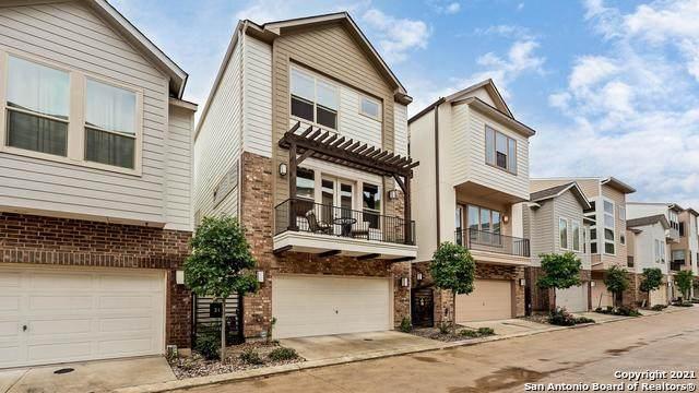 3839 Harry Wurzbach Rd #21, San Antonio, TX 78209 (MLS #1536553) :: Beth Ann Falcon Real Estate