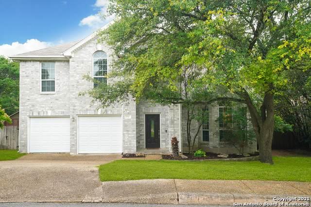 830 Amberstone Dr, San Antonio, TX 78258 (MLS #1536556) :: Williams Realty & Ranches, LLC