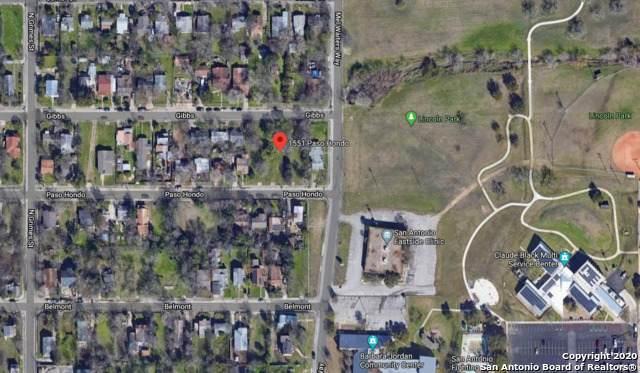 1551 Paso Hondo, San Antonio, TX 78202 (MLS #1536590) :: The Castillo Group