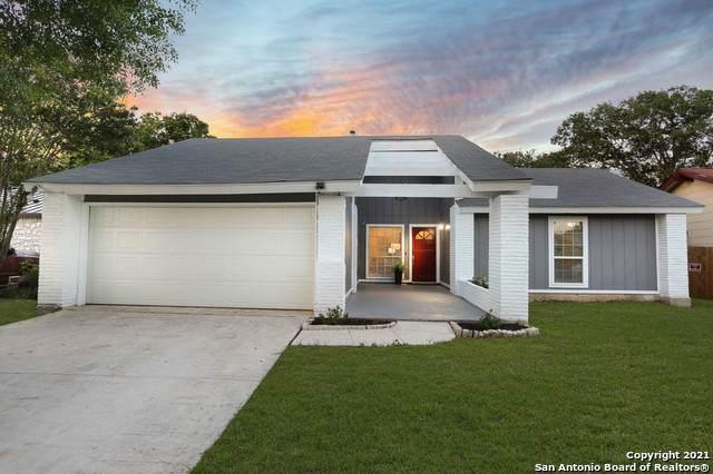 12822 El Marro St, San Antonio, TX 78233 (MLS #1536611) :: Concierge Realty of SA