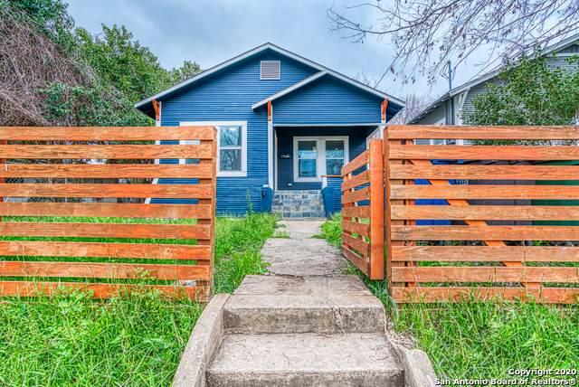 107 Nelson Ave, San Antonio, TX 78210 (MLS #1536612) :: BHGRE HomeCity San Antonio