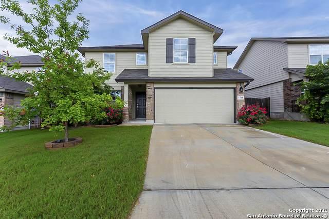 1708 Aspen Silver, San Antonio, TX 78245 (MLS #1536621) :: The Real Estate Jesus Team