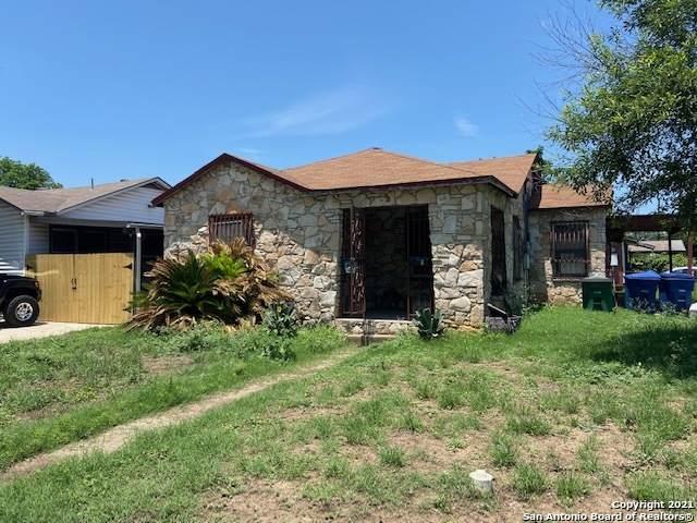 401 Drake Ave, San Antonio, TX 78204 (MLS #1536622) :: The Lugo Group