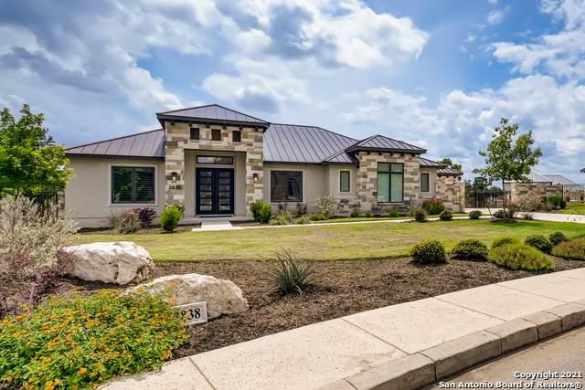 3838 Luz Del Faro, San Antonio, TX 78261 (MLS #1536706) :: Concierge Realty of SA