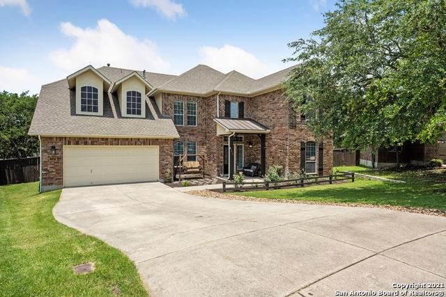 23439 Treemont Park, San Antonio, TX 78261 (MLS #1536782) :: Beth Ann Falcon Real Estate