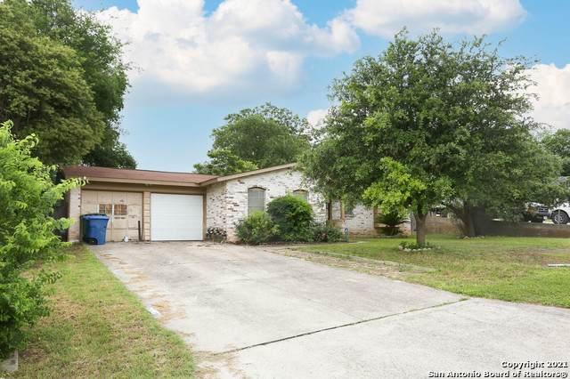 2934 Big Horn Dr, San Antonio, TX 78228 (MLS #1536811) :: Keller Williams Heritage
