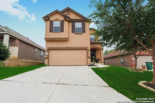 8419 Brazos Pt, San Antonio, TX 78252 (MLS #1536812) :: Keller Williams Heritage