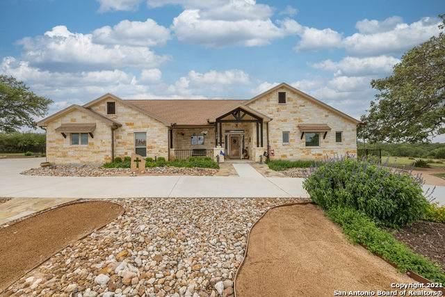 100 Riley Wood, Blanco, TX 78606 (MLS #1536813) :: The Lugo Group