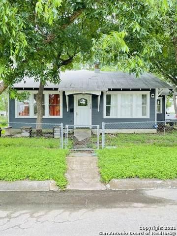 112 Church St, Schertz, TX 78154 (MLS #1536825) :: Alexis Weigand Real Estate Group
