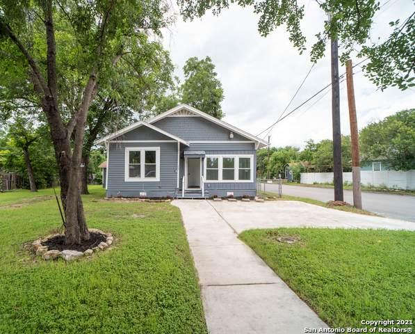 1003 W Lynwood Ave, San Antonio, TX 78201 (MLS #1536828) :: Beth Ann Falcon Real Estate