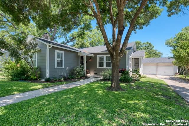 127 W Mariposa Dr, San Antonio, TX 78212 (MLS #1536840) :: Concierge Realty of SA