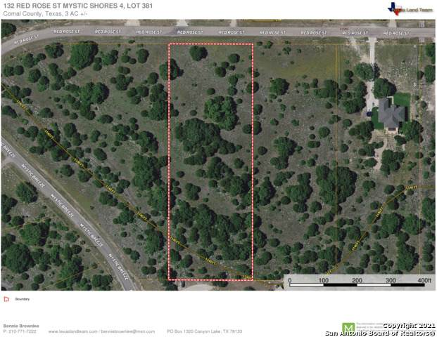 132 Red Rose St, Spring Branch, TX 78070 (MLS #1536841) :: Bexar Team