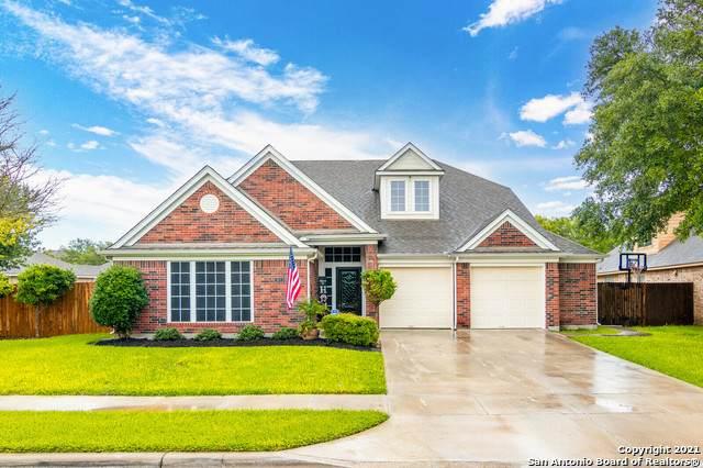 3013 Prairie Bluff, Seguin, TX 78155 (MLS #1536852) :: Beth Ann Falcon Real Estate