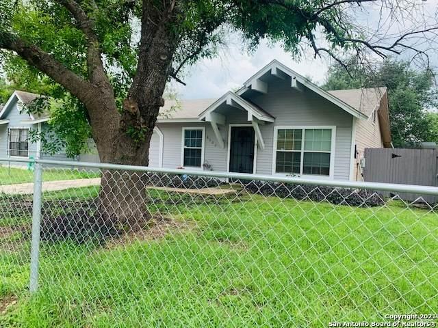 8507 Rain Dance, San Antonio, TX 78242 (MLS #1536856) :: Bexar Team