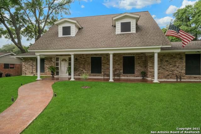 117 Cotillion Dr, Castle Hills, TX 78213 (MLS #1536860) :: Beth Ann Falcon Real Estate
