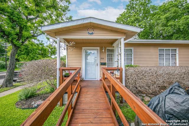 202 Adrian Dr, San Antonio, TX 78213 (MLS #1536898) :: Concierge Realty of SA