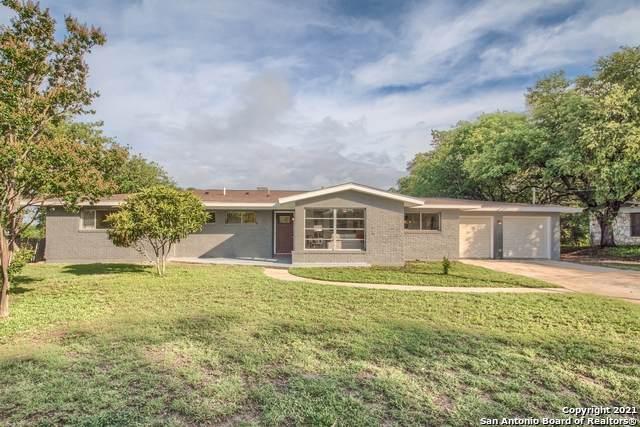 227 Herweck Dr, Castle Hills, TX 78213 (MLS #1536903) :: Exquisite Properties, LLC