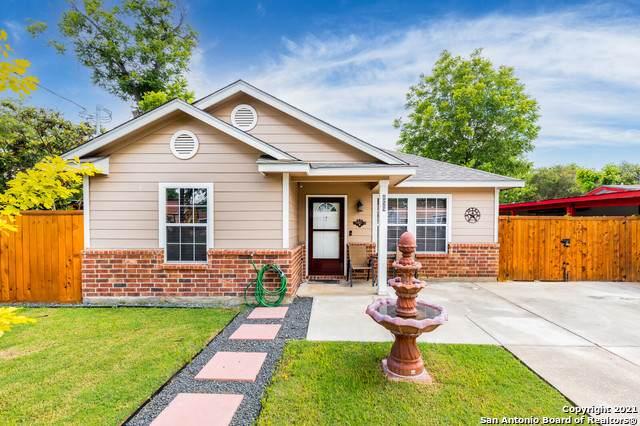 859 Keats St, San Antonio, TX 78211 (MLS #1536906) :: The Real Estate Jesus Team