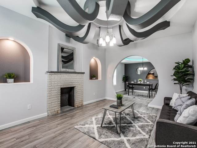 235 Hermitage Ct, San Antonio, TX 78223 (MLS #1536916) :: Beth Ann Falcon Real Estate