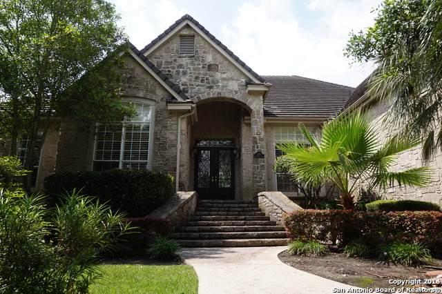 1314 Greystone Ridge, San Antonio, TX 78258 (MLS #1536922) :: Exquisite Properties, LLC