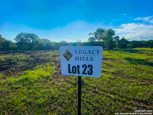 LOT 23 Legacy Hills, Johnson City, TX 78636 (MLS #1536928) :: The Rise Property Group