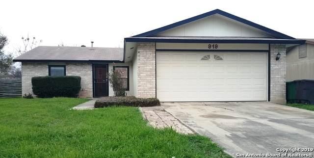 919 Hayloft Ln, San Antonio, TX 78245 (MLS #1536955) :: BHGRE HomeCity San Antonio