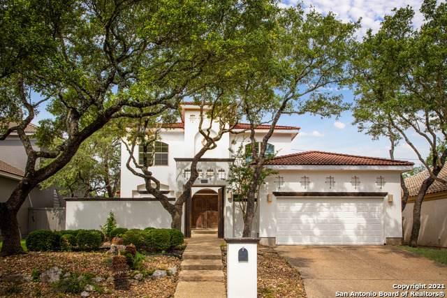 18942 Calle Cierra, San Antonio, TX 78258 (MLS #1536973) :: Real Estate by Design