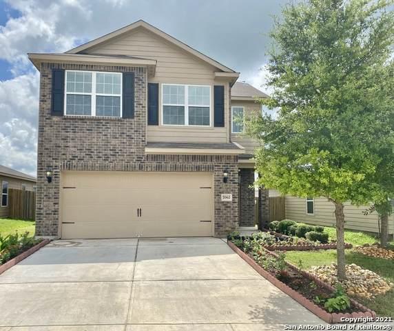 7062 Capeshaw, San Antonio, TX 78252 (MLS #1537013) :: Beth Ann Falcon Real Estate