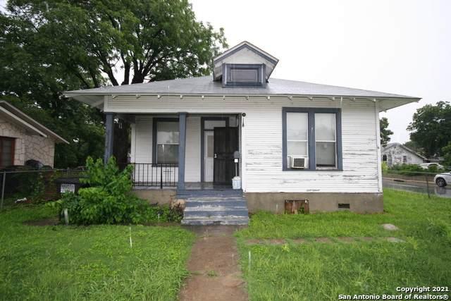 844 W Theo Ave, San Antonio, TX 78225 (MLS #1537042) :: Concierge Realty of SA