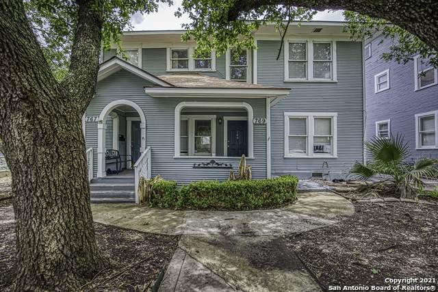 769 Fulton Ave, San Antonio, TX 78212 (MLS #1537051) :: The Real Estate Jesus Team