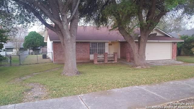 5218 Galacino St, San Antonio, TX 78247 (MLS #1537081) :: Bexar Team