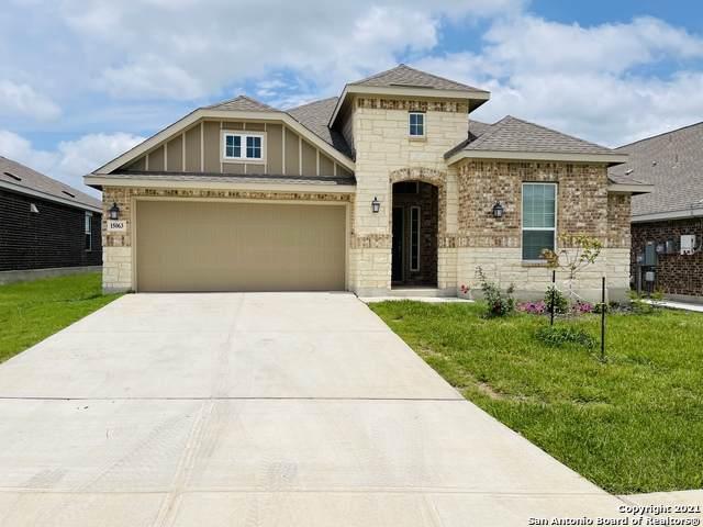 15063 Gelding Heights, San Antonio, TX 78245 (MLS #1537091) :: The Gradiz Group