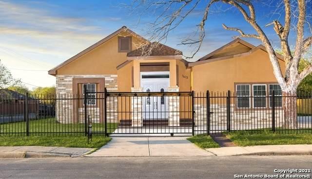 1603 Saenz St, San Antonio, TX 78214 (MLS #1537097) :: The Castillo Group