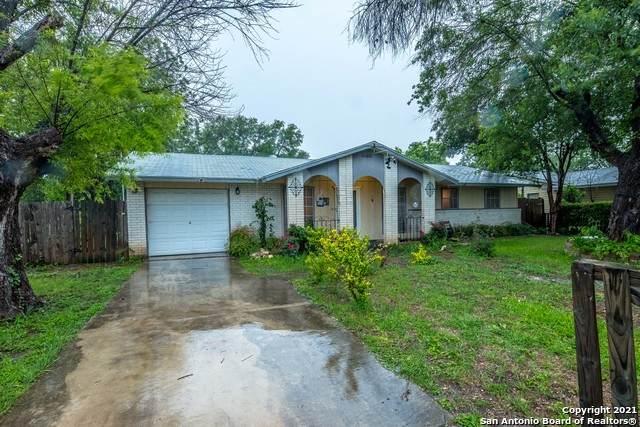 10602 Wayward Dr, San Antonio, TX 78217 (MLS #1537105) :: Green Residential