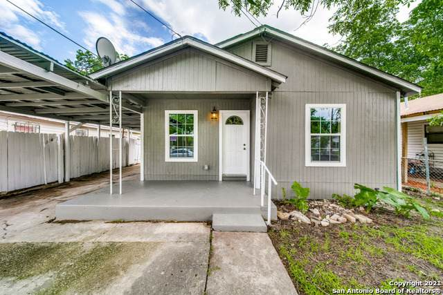 4414 Buena Vista St, San Antonio, TX 78237 (MLS #1537173) :: Williams Realty & Ranches, LLC