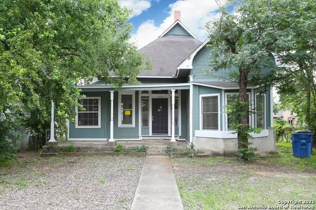 414 Wharton St, San Antonio, TX 78210 (MLS #1537194) :: The Glover Homes & Land Group