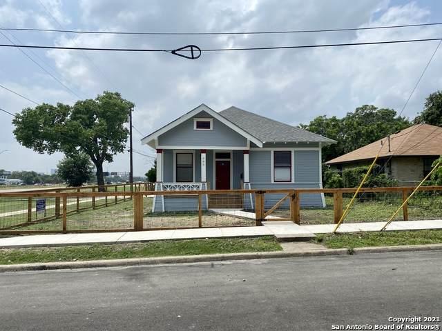 303 Spofford Ave, San Antonio, TX 78208 (MLS #1537198) :: Bexar Team