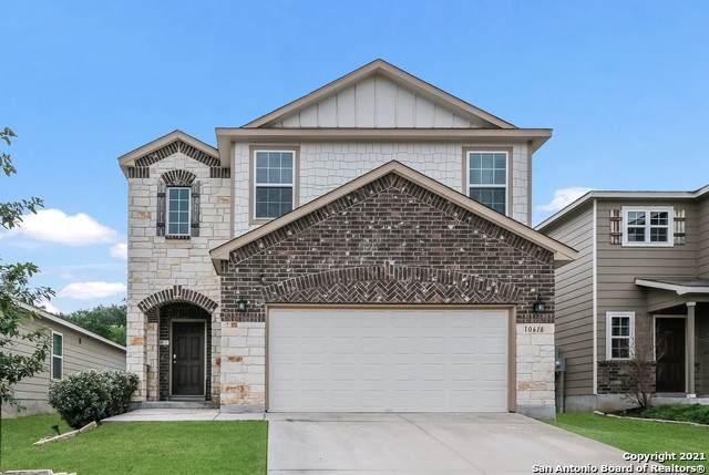 10618 Castello Canyon, San Antonio, TX 78254 (MLS #1537222) :: Keller Williams Heritage