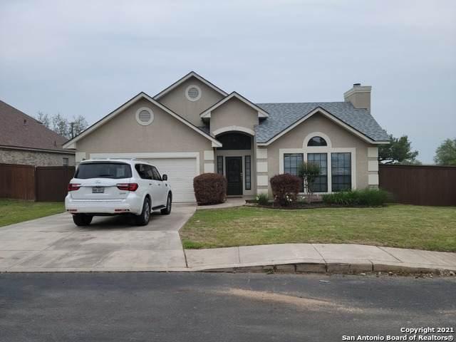 2610 Caravan Cir, San Antonio, TX 78258 (MLS #1537233) :: Concierge Realty of SA