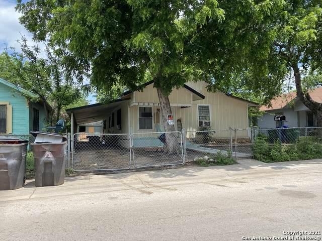 3207 W Gerald Ave, San Antonio, TX 78211 (MLS #1537234) :: Beth Ann Falcon Real Estate