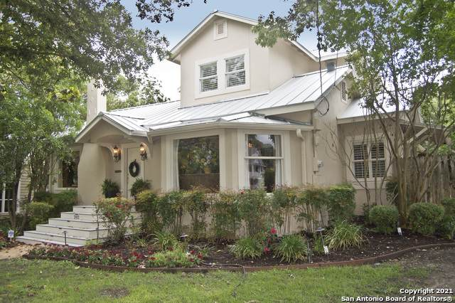 202 Montclair St, Alamo Heights, TX 78209 (MLS #1537250) :: Real Estate by Design