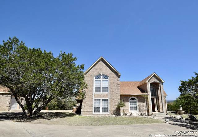 610 Ranch Rim Dr W, Hunt, TX 78024 (MLS #1537305) :: 2Halls Property Team | Berkshire Hathaway HomeServices PenFed Realty
