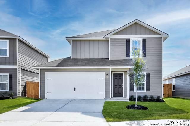 7252 Calypso Canyon, San Antonio, TX 78252 (MLS #1537321) :: Beth Ann Falcon Real Estate