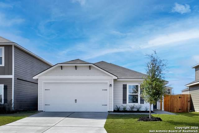 7260 Calypso Canyon, San Antonio, TX 78252 (MLS #1537328) :: Beth Ann Falcon Real Estate