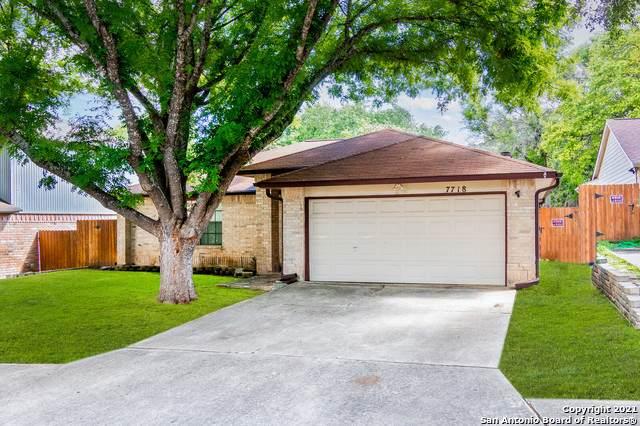 7718 Red Hill Pl, San Antonio, TX 78240 (MLS #1537347) :: The Castillo Group