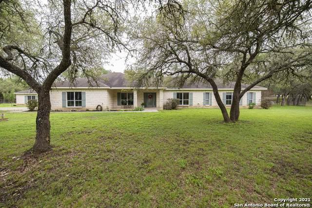 602 Georg Oaks, Bulverde, TX 78163 (MLS #1537396) :: Bexar Team