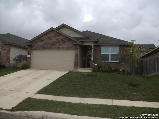 7015 Pandora Way, San Antonio, TX 78252 (MLS #1537407) :: Beth Ann Falcon Real Estate