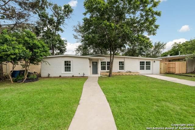 414 Springwood Ln, San Antonio, TX 78216 (MLS #1537410) :: Beth Ann Falcon Real Estate